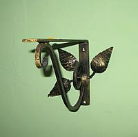 Уголок кованый - крепление под полку, фото 1