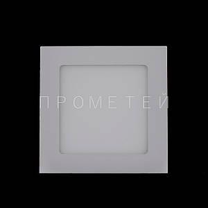 Вбудований LED світильник Прометей 9W денне світло P3-D569