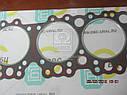 Прокладка головки блока МТЗ 80, 82 двигатель Д 260 цельная (пр-во ММЗ). Ціна з ПДВ, фото 5