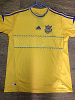 "Футболка  ""Ukraine"" желто-синяя XL, фото 1"
