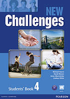 Challenges NEW 4 Student`s Book