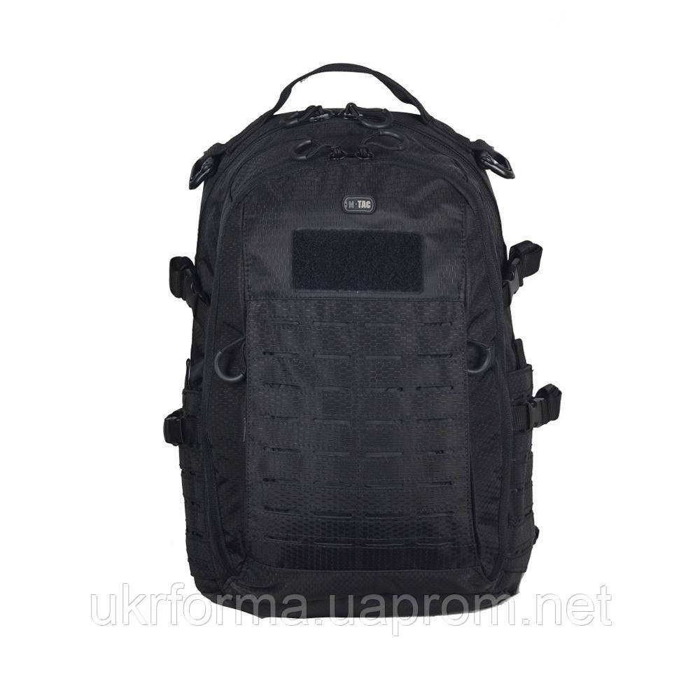 РЮКЗАК URBAN LINE CHARGER HEXAGON PACK BLACK