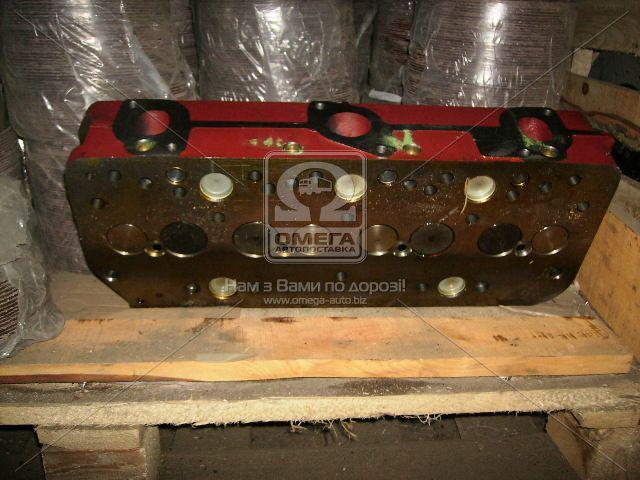 Головка блока МТЗ 80, 82 двигатель Д 245,5 в сборе с клапанами (пр-во ММЗ). Ціна з ПДВ
