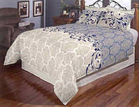 Комплект семейного постельного белья бязь голд