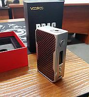 Б/у Voopoo Drag 157W TC, стальной корпус, Black+Red - Батарейный блок для электронной сигареты. Оригинал
