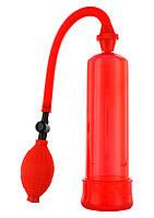 Вакуумная помпа Penis Enlarger Pump, 20х5,5 см