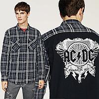 Рубашка AC/DC