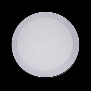 Накладной LED светильник Прометей 24W дневной свет  P3-D606