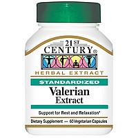 Экстракт валерианы (21st Century)