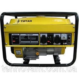 Бензиновый генератор Титан ПБГ1800Р