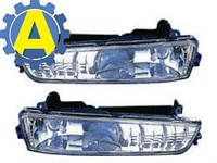 Фара противотуманная левая и правая на Хьюндай Акцент(Hyundai Accent) 2006-2010
