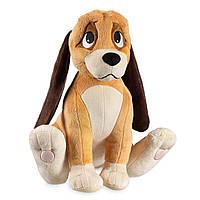 """Детская мягкая игрушка собачка пес щенок Копер """"Лис и пес"""" 32 см 1231041280845P Disney/Дисней"""