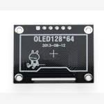 Модуль OLED Плата печатная адаптер OLED128х64