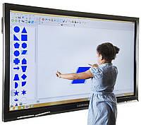 "Интерактивный дисплей Clevertouch  V Series 65"" UHD (4K), фото 1"