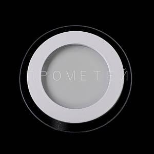 Вбудований LED світильник Прометей 6W денне світло P3-D63