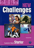 Challenges NEW Starter Student`s Book