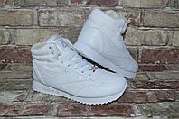 Женские зимние высокие кроссовки Reebok Classic Leather Arctic Boot Рибок