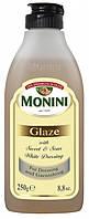 """Бальзамический глазурь с добавлением белого винного уксуса ТМ """"Monini"""" 250 мл."""