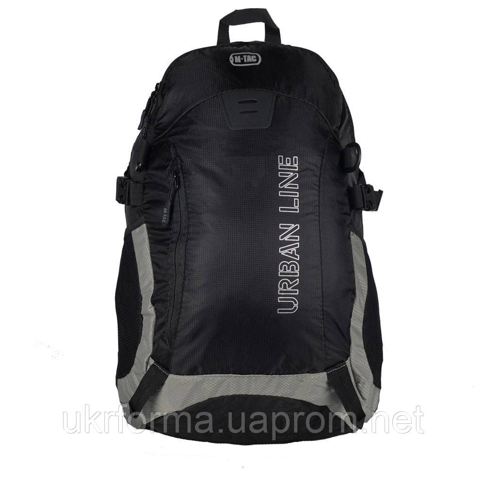 РЮКЗАК URBAN LINE LIGHT PACK BLACK
