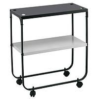 Столик под клетку для попугая Ferplast Sumet 53 black