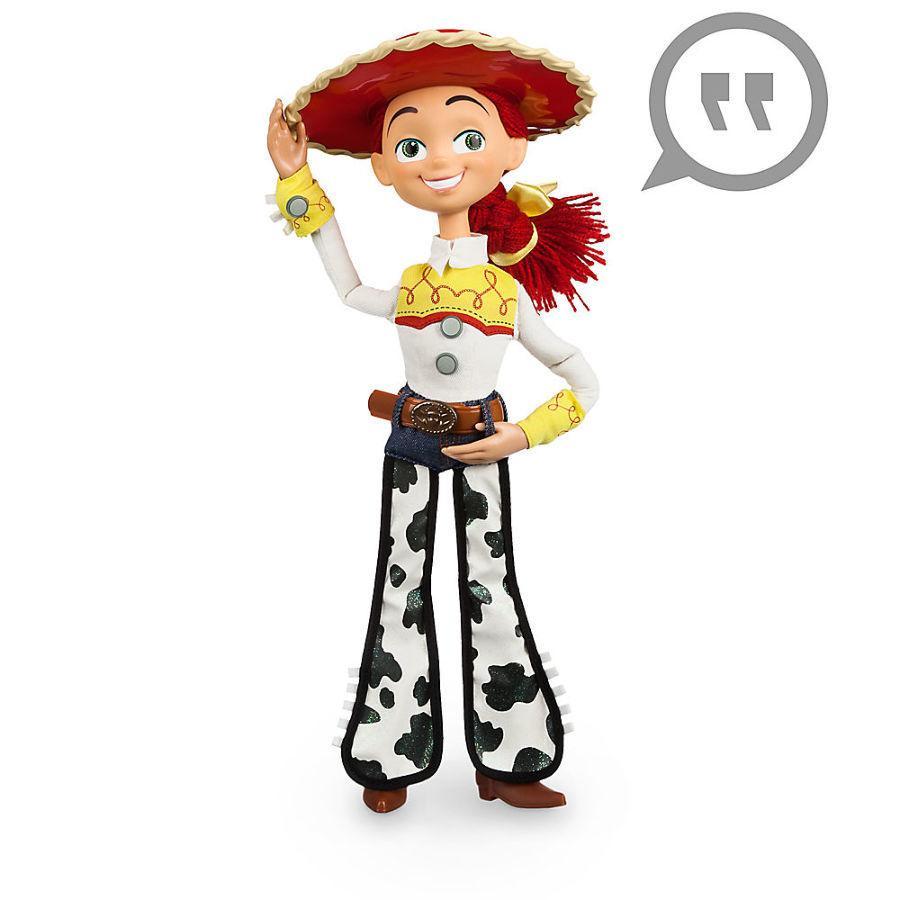 Інтерактивна лялька ковбой Джессі Дісней Disney Історія іграшок