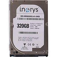 "Жесткий диск (HDD) 2,5"" 320GB i.norys (INO-IHDD0320S2-N1-5408)"