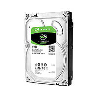 "Жесткий диск (HDD) 3.5"" 3TB Seagate Barracuda (ST3000DM008)(7200RPM/64M/SATA III)"