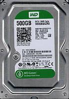 """Жесткий диск (HDD) 3.5"""" 500GB Western Digital (WD5000AZRX)(5400RPM/64M/SATA III)"""