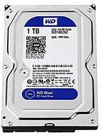"""Жесткий диск (HDD) 3.5"""" 1TB Western Digital (WD10EZRZ)(5400RPM/64M/SATA III)"""
