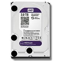 """Жесткий диск (HDD) 3.5"""" 2TB Western Digital (WD20PURZ)(SATA III)"""