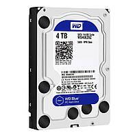 """Жесткий диск (HDD) 3.5"""" 4TB Western Digital (WD40EZRZ)(5400RPM/64M/SATA III)"""