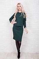 Костюм женский кофта и юбка карандаш с замочком p.44-48 AR99630-1