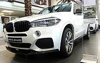 Накладка переднего бампера BMW X5 F15