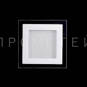 Встраиваемый LED светильник Прометей 6W дневной свет P3-D934/6W