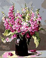 Картина по номерам ArtStory Нежные колокольчики 40 х 50 см (арт. AS0001)