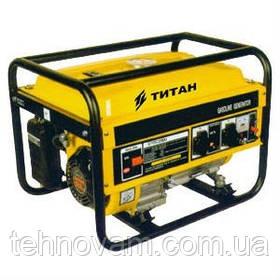 Бензиновый генератор Tитан ПБГ 2200 Е