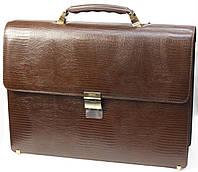 Портфель мужской PETEK 824 Коричневый (824-041-02)