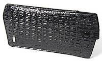 Чехол для очков Petek 631, Черный, Рептилия, Матовая, фото 1