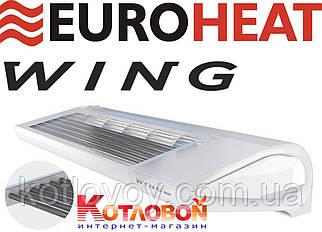 Электрические воздушно-тепловые завесы EuroHeat
