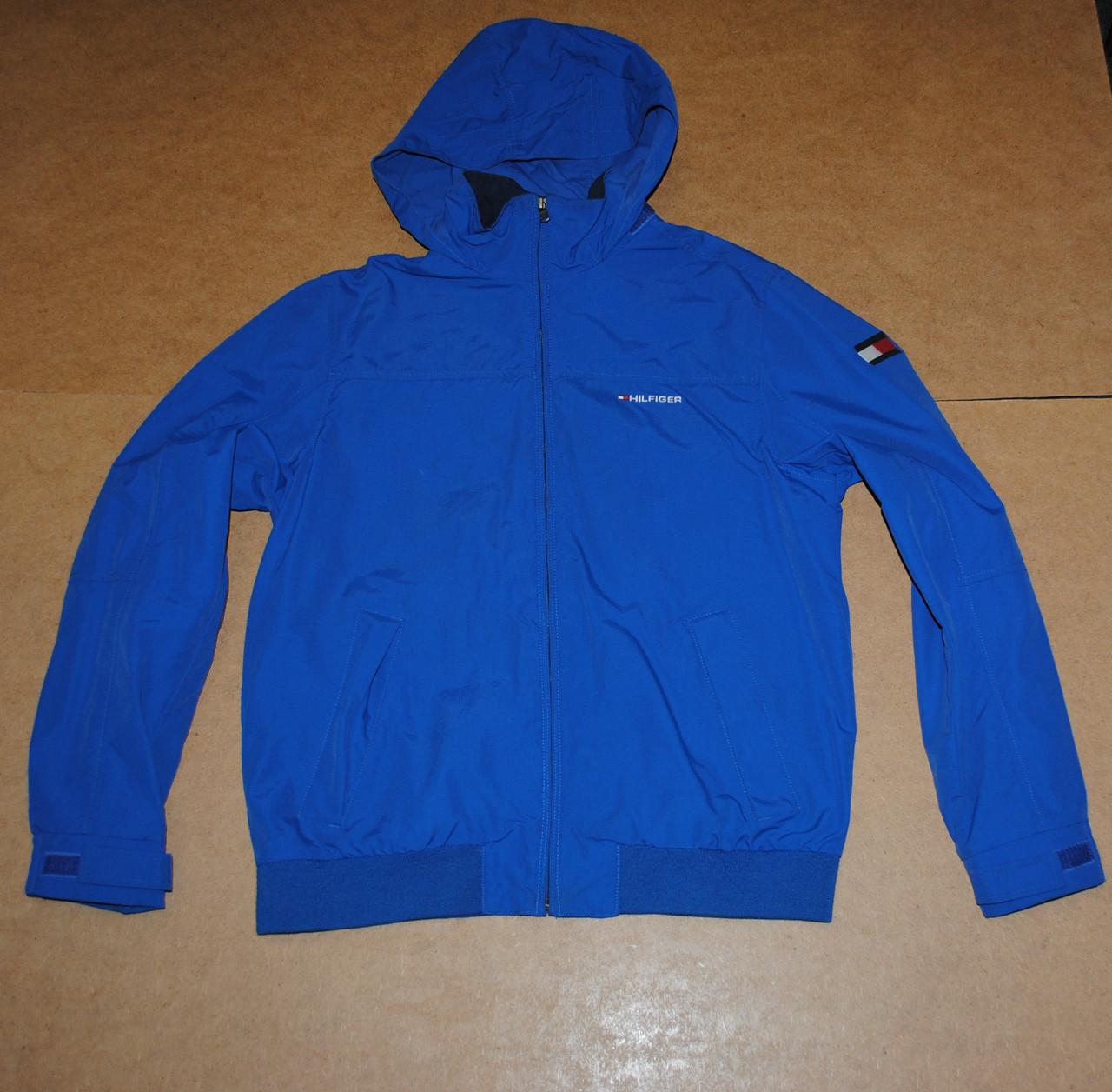 Tommy hilfiger куртка синего цвета ca03a8fc78086