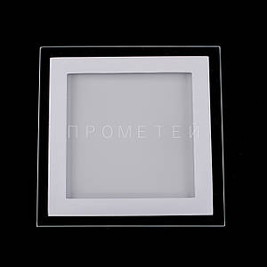 Вбудований LED світильник Прометей 12W денне світло P3-D965