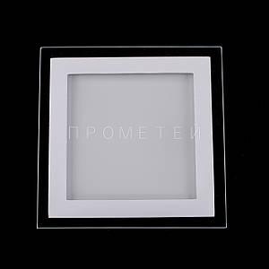 Встраиваемый LED светильник Прометей 12W дневной свет P3-D965