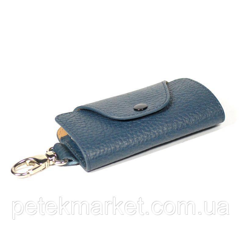 Кожаная ключница (Кожаный футляр для ключей) Petek 514A