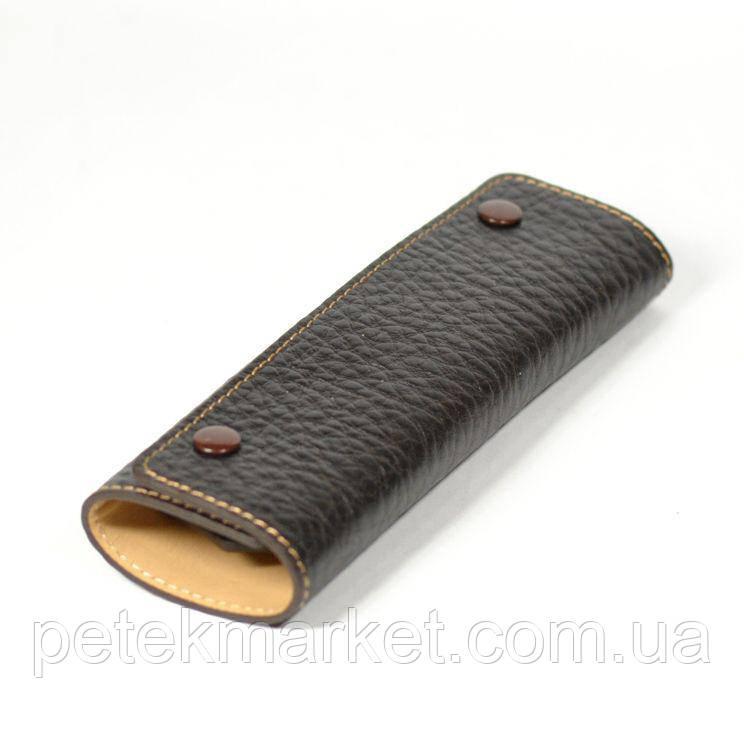 Кожаная ключница (Кожаный футляр для ключей) Petek 515