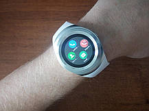 Умные Часы Smart Watch Y1 white, фото 3