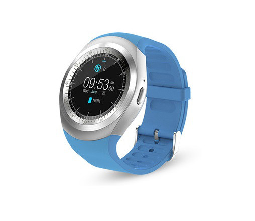 Умные Часы Smart Watch Y1 blue