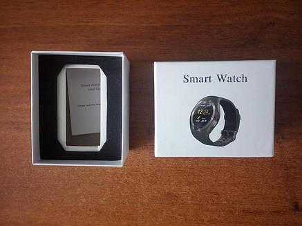 Умные Часы Smart Watch Y1 pink, фото 2