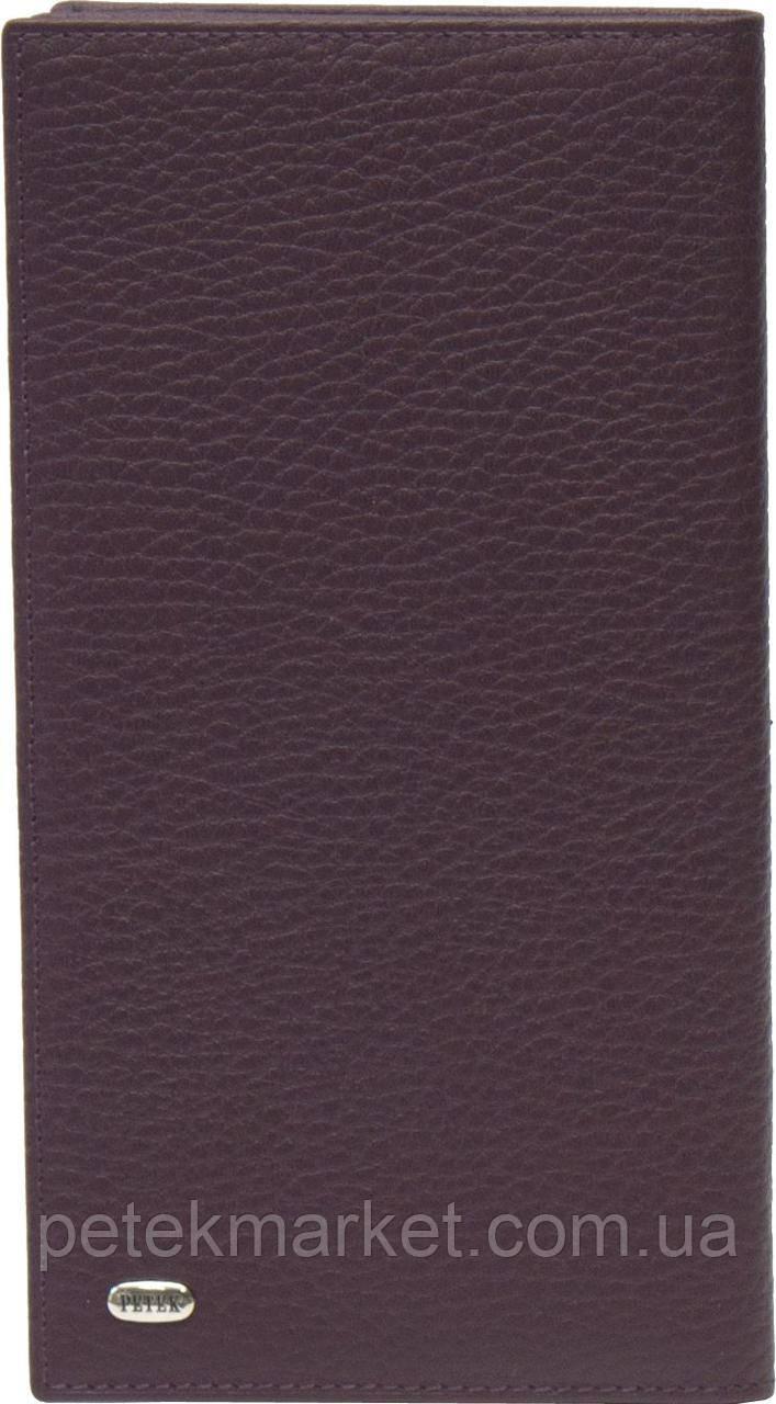 Кожаное мужское портмоне Petek 244-46BD-03