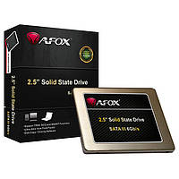 "Жесткий диск (SSD) 2.5"" 120G AFOX TLC (AFSN25BW120G)"
