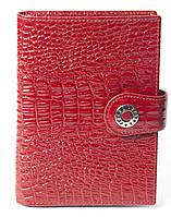Обложка для паспорта PETEK 652D Красный (652D-067-10)